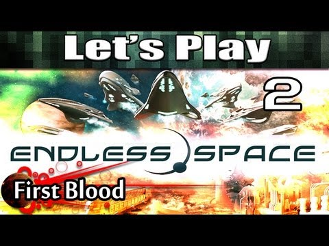 Endless Space First Blood -2 (Space Strategy Games)
