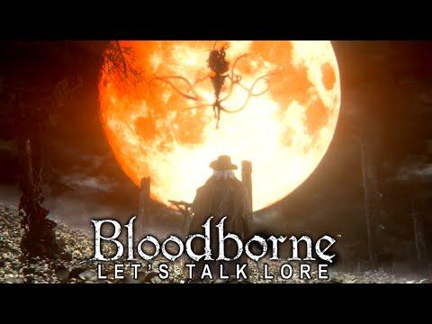 Bloodborne, Let's Talk Lore #01: The Hunt Begins (Again)