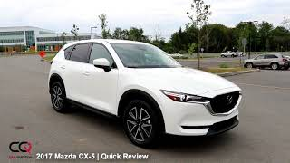 2017 Mazda CX-5 | One of the best SUV | Quick Review 1/4