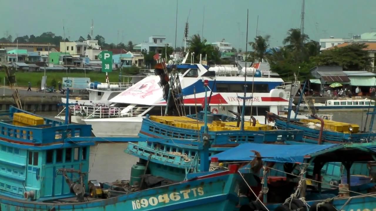 Ferry Rach Gia Phu Quoc Island