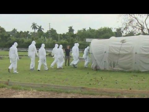 Cuba's Ebola boot camp