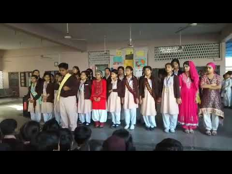 KASHMIR DAY SONG.India ja ja kashmir sai nikal ja.