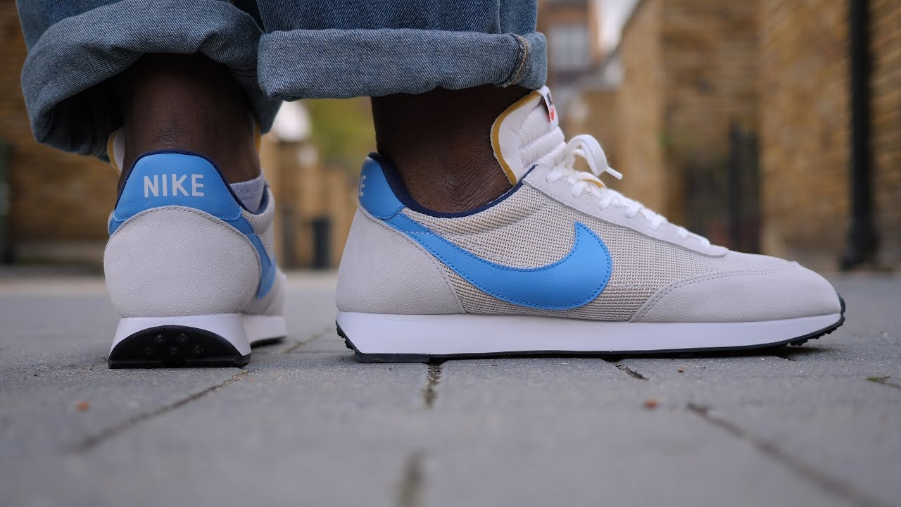 165205939b4 Nike Air Tailwind 79 OG  Vast Grey Photo Blue  Quick Look   On Feet ...