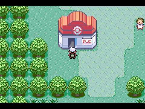 Pokemon emerald hack download free
