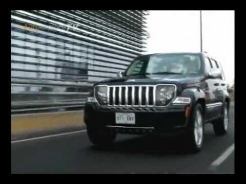 Jeep Liberty Jet / Autoexplora TV / Pruebas de manejo - YouTube