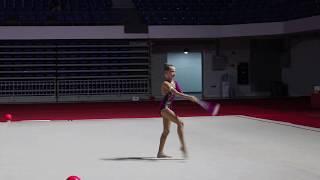 VII Российско-Китайские игры (Дария Сергаева-булавы)