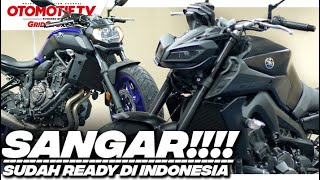 Yamaha MT-07 dan MT-09, Detail dan Fiturnya Sangar! First Impression Review l Otomotif TV