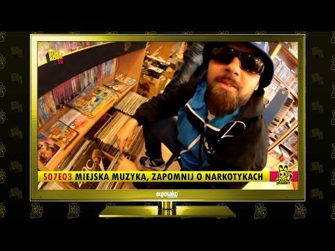 Follow The Rabbit TV S07E03: Miejska Muzyka, zapomnij o narkotykach!