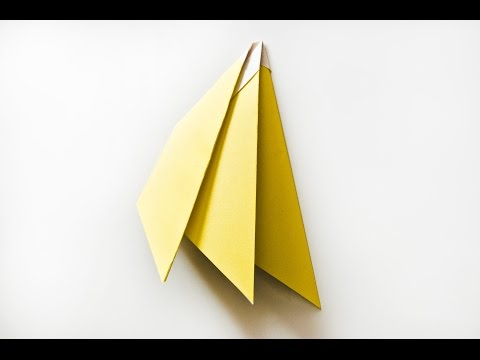 How to make a paper bananas   origami Fruits   Easy origami