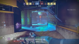 Destiny 2 Beta quick play