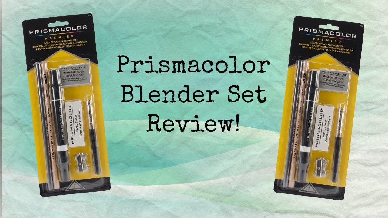 how to use prismacolor colorless blender marker