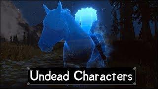Skyrim: Top 5 Undead Characters and Their Dark Stories in The Elder Scrolls 5: Skyrim