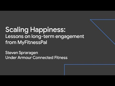 Scaling Happiness: Lessons on Long-Term Engagement (Sustainable Growth Day '19)