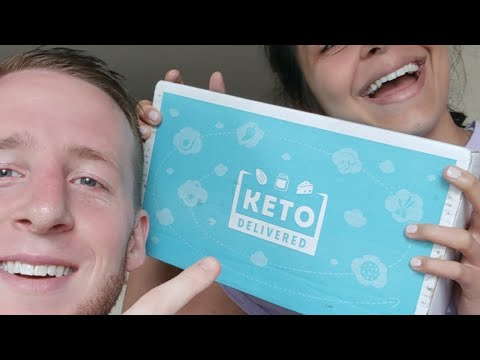 Keto Delivered Unboxing + Q&A