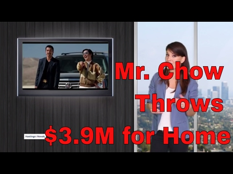 The Hangover Star  Mr. Chow's $3.95M Purchase ep.7