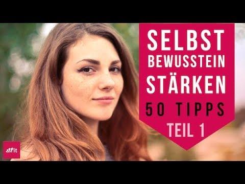 Selbstbewusstsein stärken - Teil 1 der Video Reihe auf fit-weltweit.de
