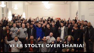 Vi Muslimer er stolte over Sharia!