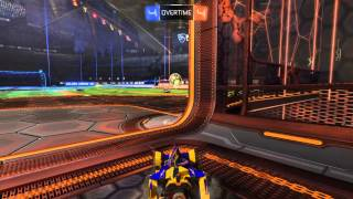 Rocket League: Great Comeback and intense overtime!