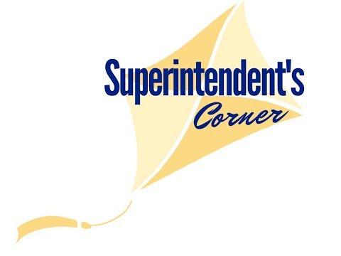 Superintendent's Corner