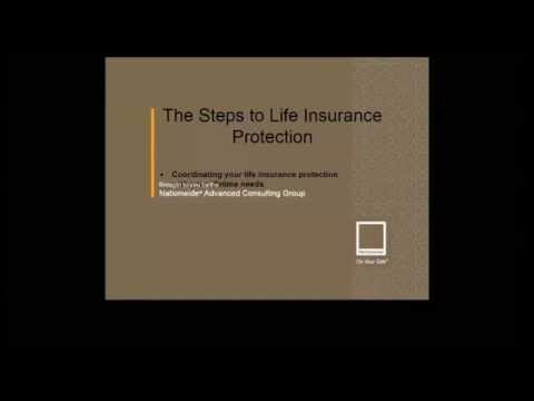 The Steps to Life Insurance Protection