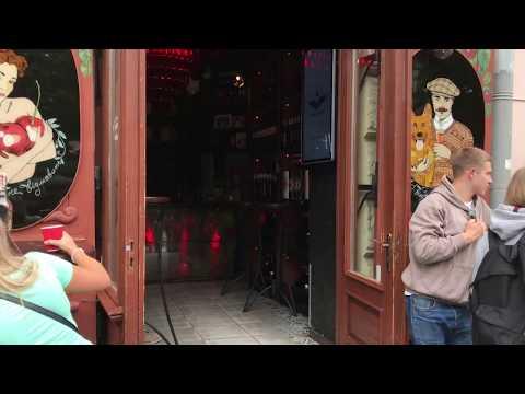 LVOV - LVIV City Tour 2019 Summer - UKRAINE 1080p HD