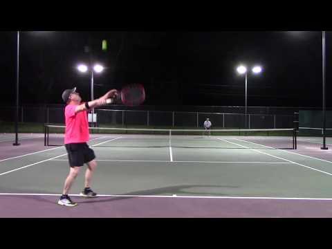 Tennis Match 8 with RF 8-1-2017 Full Match HD USTA 3.5?