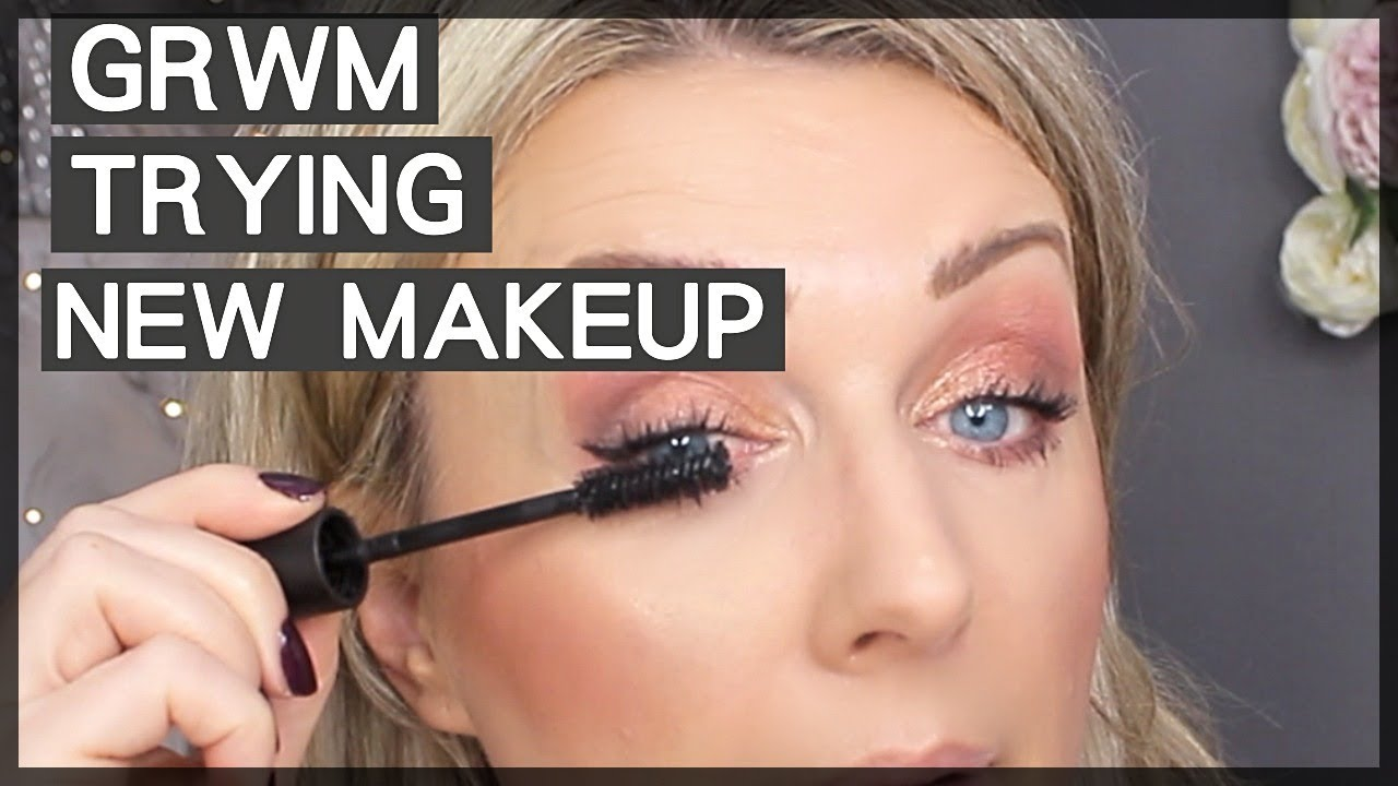 b0fc5a62ea8 GRWM - TRYING NEW DOUCCE MAKEUP - YouTube