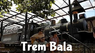 TREM-BALA | Jack Lima & Li Morais