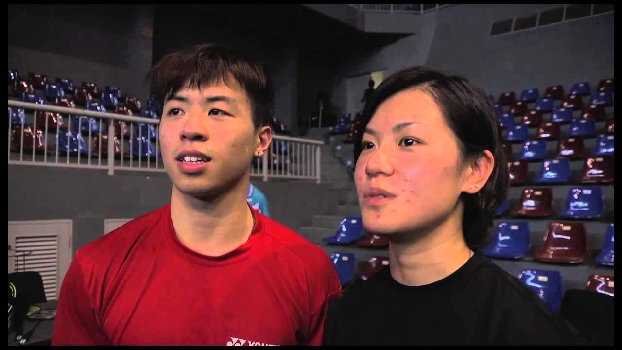 AXIATA CUP 2014 PRE MATCH INTERVIEW TEAM ASIA LEE CHUN HEI