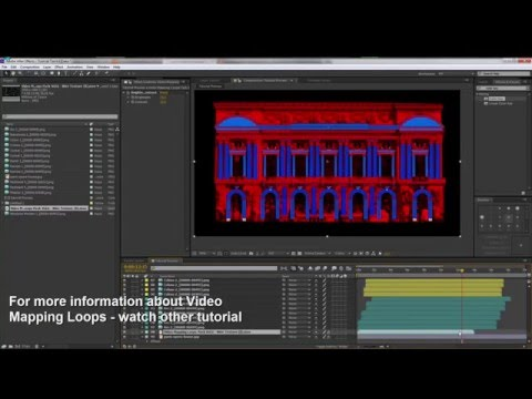 projection mapping tutorial Projection mapping, also known as video mapping and spatial augmented reality, is a projection technology used to turn objects, often irregularly shaped, into a.