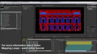 Video Mapping Tutorial 2: How to do Video Mapping