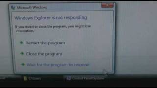Microsoft Windows Vista Premium Problems
