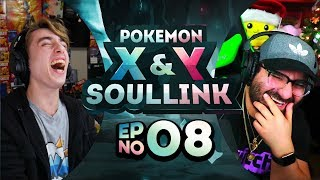 HOW YOU DOIN? | Pokemon X and Y Randomized Soul Link EP 08