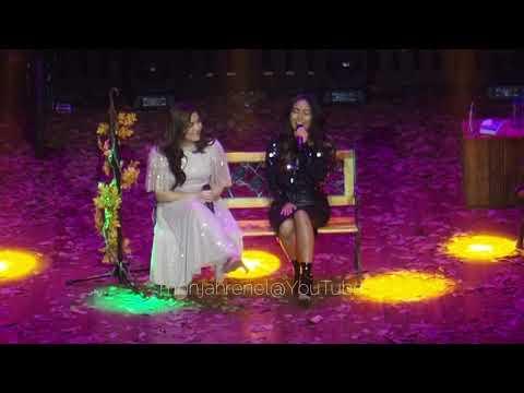 Hawak Kamay - Moira dela Torre Feat. Yeng Constantino (Tagpuan Concert 2018)