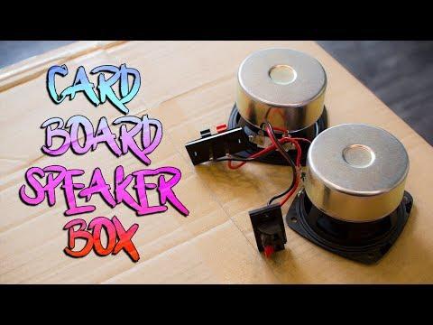 cardboard-speaker-box-build-(-v1-)