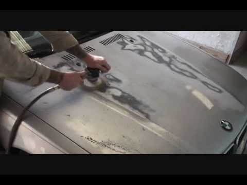 How To Repair Faded Ling Paint On Your Car Or Truck Automotive And Body Tech Tips Part 1