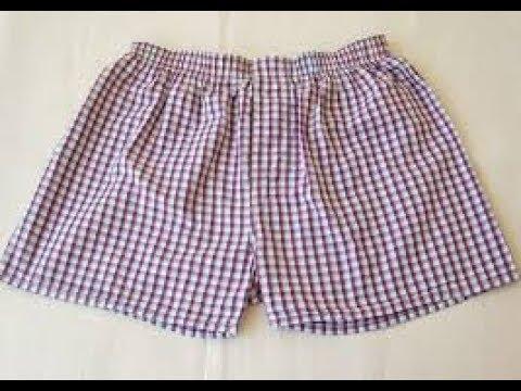 Boy's Boxer Cutting And Stiching/boy's Short /बचे हुए कपड़े से निक्कर बॉक्सर कैसे बनाए
