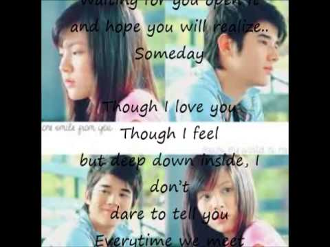 Someday Lyrics-Crazy Little Thing Called English Version