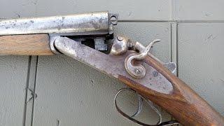 Реставруємо рушниця ТОЗ БМ Частина 1