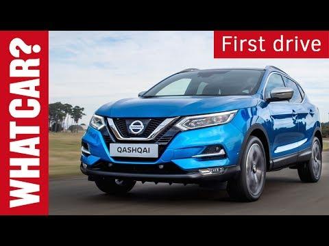 2017 Nissan Qashqai review   What Car? first drive