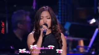 [HD][Vietsub + Lyric] To love you more - Charice (Cover) Original by Celine Dion