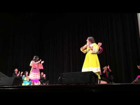 UC Berkeley Afghan Student Association's 7th Annual Culture Show- Girl's Dance