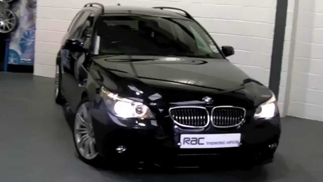 BMW 545i M SPORT TOURING OFFERED FOR SALE AT PERFORMANCE DIRECT ...