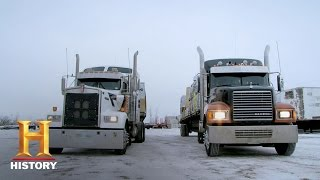 Ice Road Truckers: Road Rivals (Season 10) | History