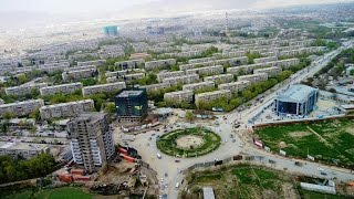 Kabul - 5th fastest growing city in the world.