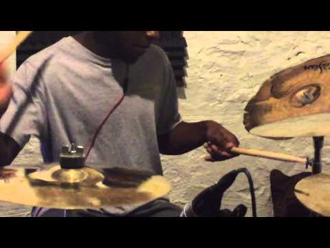 Akon - Never Took The Time Drum Cover
