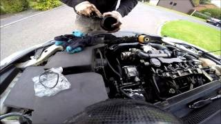 Ford Focus 1.6 TDCI / HDI Oil Change 2009