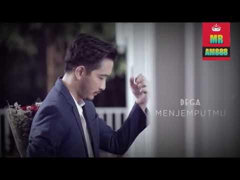 DEGA - LIRIK MENJEMPUTMU(LYRICS OFFICIAL VIDEO)