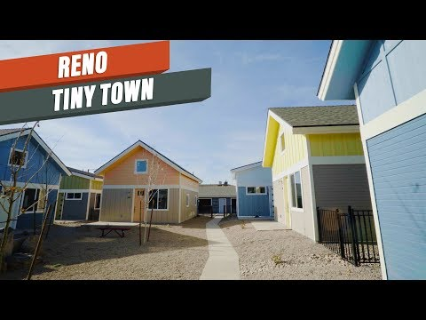 In Reno, the biggest little houses in the world?