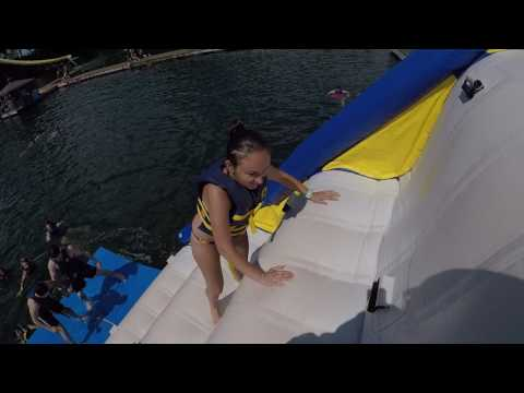 Brownstone Exploration Park 6 Climbing Floating Steps Florina NYCAYS 07/05/2017